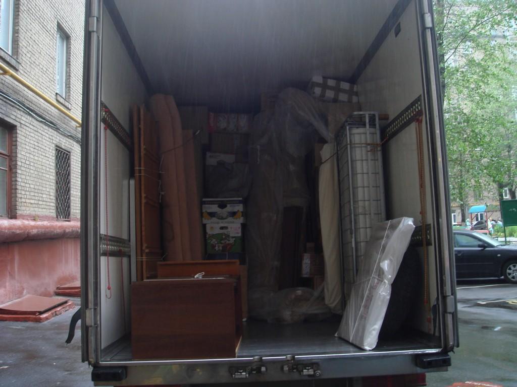 мебельные перевозки