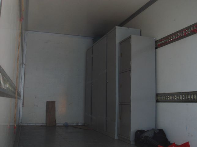 Перевозка мебели из металла.