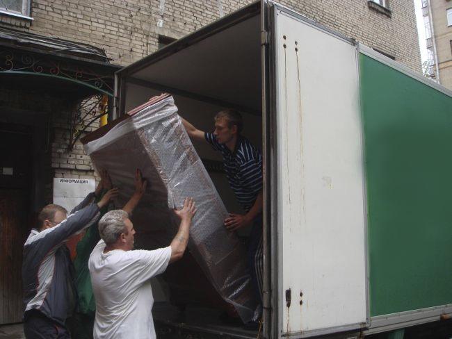доставка мебели в Москве